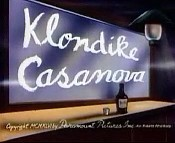 Klondike Casanova Cartoon Picture