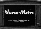 Nurse-Mates Cartoon Picture