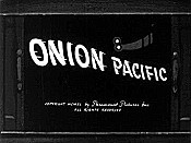 Onion Pacific Cartoon Picture