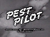 Pest Pilot Cartoon Picture