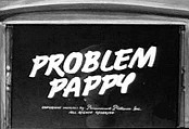 Problem Pappy Free Cartoon Picture