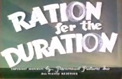 Ration Fer The Duration Video