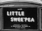 Little Swee'Pea Video