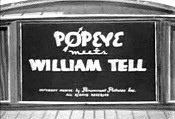 Popeye Meets William Tell Pictures Cartoons
