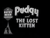 Pudgy And The Lost Kitten Cartoon Pictures