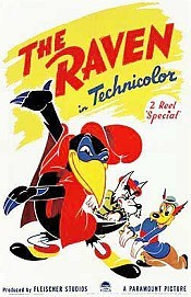 The Raven Picture Of Cartoon