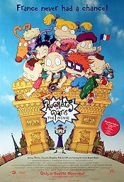 Rugrats In Paris: The Movie Pictures To Cartoon