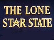 The Lone Star State Cartoon Picture