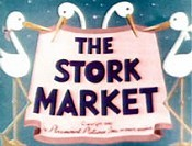 The Stork Market Cartoon Character Picture