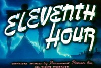Eleventh Hour The Cartoon Pictures