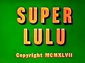 Super Lulu Free Cartoon Pictures