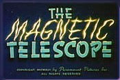 The Magnetic Telescope Cartoon Picture