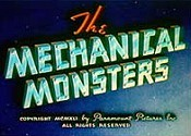 The Mechanical Monsters Picture To Cartoon
