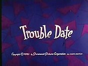 Trouble Date Pictures Of Cartoons