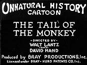 The Tail Of The Monkey Cartoon Picture