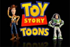 Toy Story Toons Theatrical Cartoon Series Logo