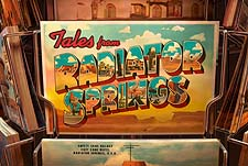 Tales From Radiator Springs Episode Guide Logo