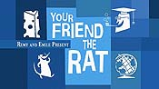 Your Friend The Rat Cartoon Picture