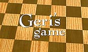 Geri's Game The Cartoon Pictures