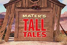 Mater's Tall Tales Episode Guide Logo