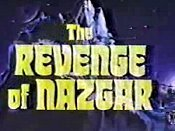 The Revenge of Nazgar Cartoon Character Picture