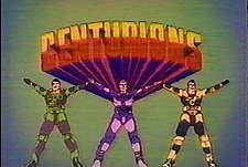 The Centurions Episode Guide Logo