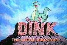 Dink The Little Dinosaur Episode Guide Logo