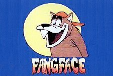 Fang Face Episode Guide Logo