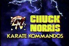 Chuck Norris' Karate Kommandos