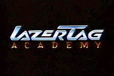 Lazer Tag Academy Episode Guide Logo