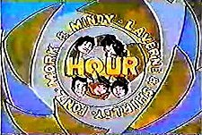 The Mork & Mindy - Laverne & Shirley - Fonz Hour  Logo