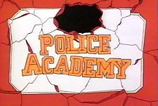 Police Academy: The Series Episode Guide Logo