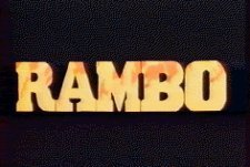 Rambo Episode Guide Logo