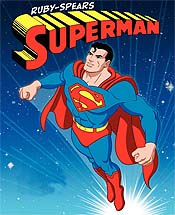 It's Superman Cartoon Character Picture