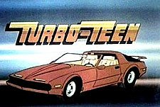 Turbo-Teen Episode Guide Logo