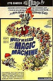 Willy McBean And His Magic Machine Picture Into Cartoon