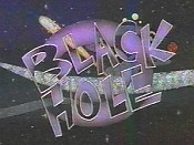Black Hole Cartoon Character Picture