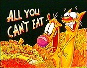 All You Can't Eat Cartoon Picture