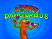Armed And Dangerous Cartoon Picture