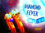 Diamond Fever Cartoon Picture