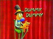 Dummy Dummy Cartoon Pictures
