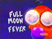 Full Moon Fever Cartoon Picture