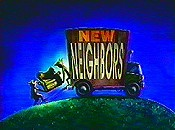 New Neighbors Cartoon Picture