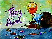 Party Animal Cartoon Picture