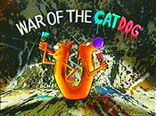 War Of The CatDog Cartoon Picture