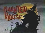 Haunted House Cartoon Picture