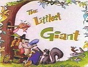 The Littlest Giant Cartoon Character Picture