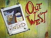 Out West Cartoon Character Picture