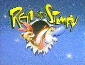 Stimpy's Pet Cartoon Picture
