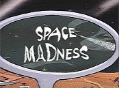 Space Madness Cartoon Character Picture